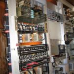 Western Electric Rack #1 Upper View