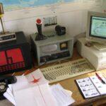 Operating Desk