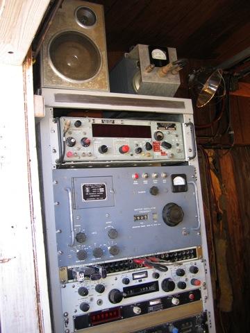RCA Rack