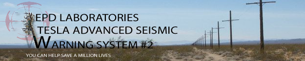 Eric Dollard - Tesla Seismic Warning System 2.0