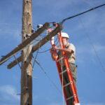Eric Dollard Up on Pole